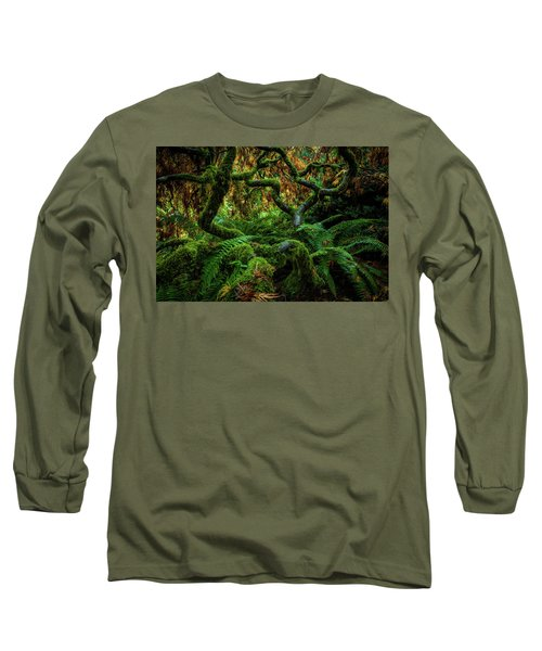 Forever Green Long Sleeve T-Shirt