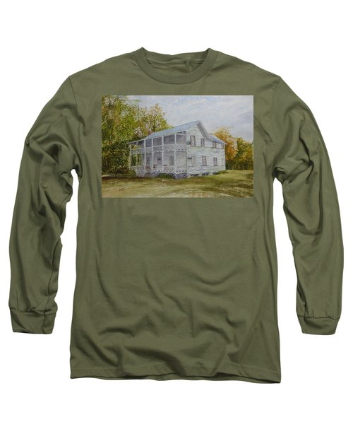 Forgotten By Time Long Sleeve T-Shirt