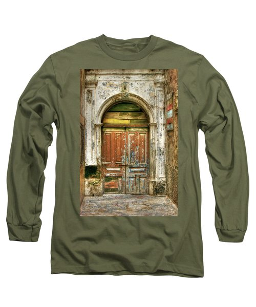 Forgotten Doorway Long Sleeve T-Shirt