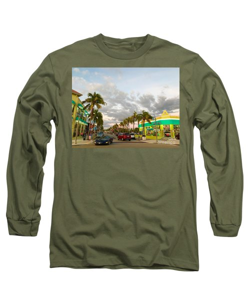Fort Meyers, Florida Long Sleeve T-Shirt