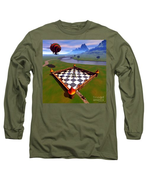 Fort Nuggets 1 Long Sleeve T-Shirt