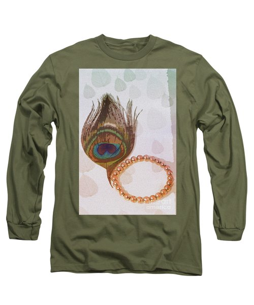 Fortune Assets Of Lord Krishna Long Sleeve T-Shirt