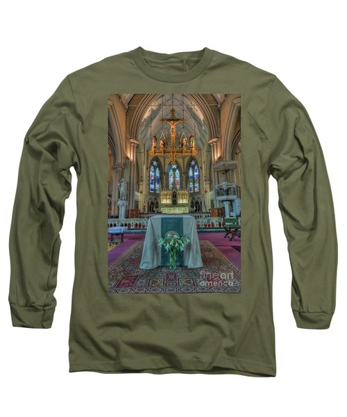 Four Angels Long Sleeve T-Shirt