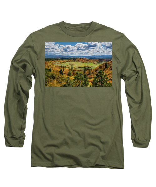 Four Mile Road Peak Color Long Sleeve T-Shirt