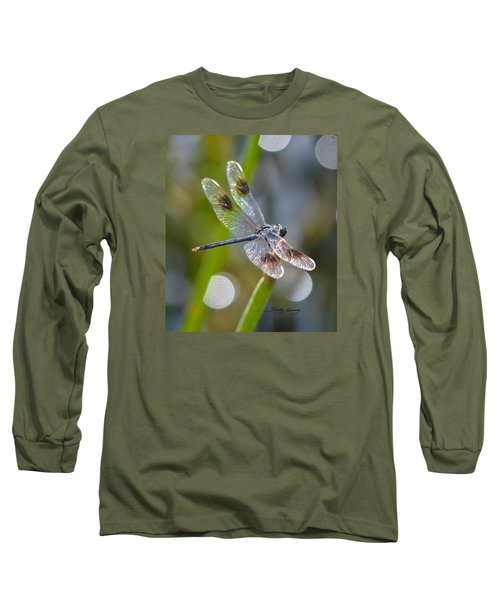 Four Spotted Pennant Long Sleeve T-Shirt