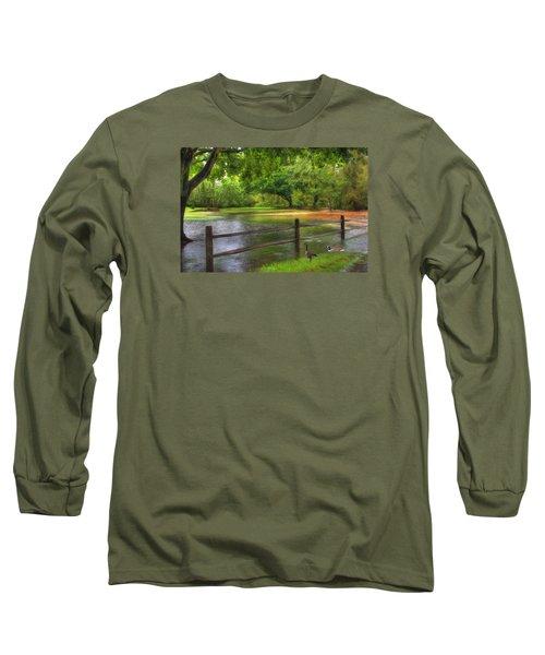 Fourth Street Flood Long Sleeve T-Shirt