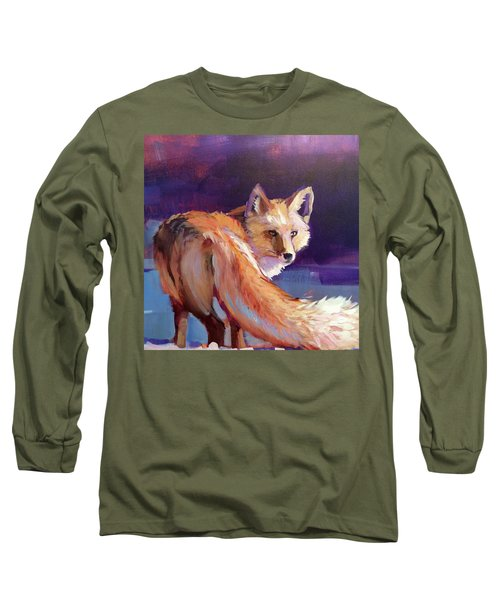 Fox 1 Long Sleeve T-Shirt