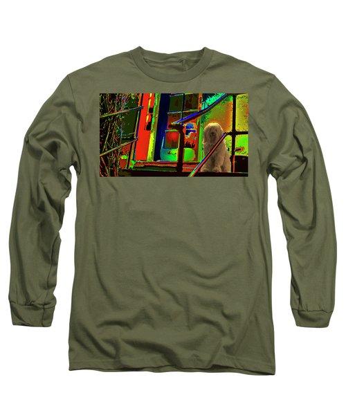 Foxy Roxy Long Sleeve T-Shirt