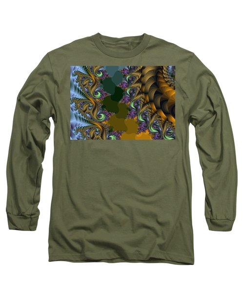 Fractals83002 Long Sleeve T-Shirt