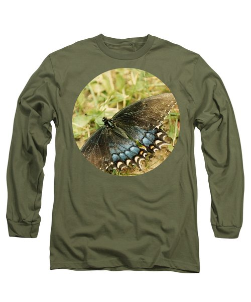 Fragile Beauty Long Sleeve T-Shirt