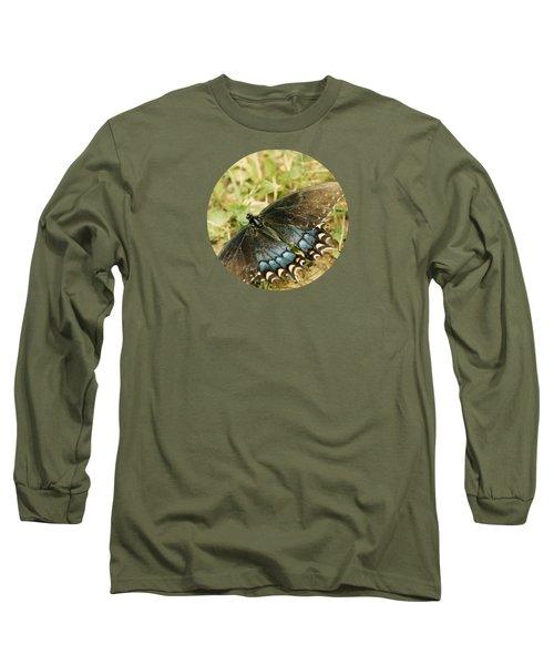 Fragile Beauty Long Sleeve T-Shirt