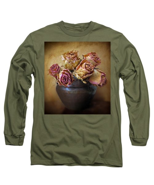 Fragile Rose Long Sleeve T-Shirt