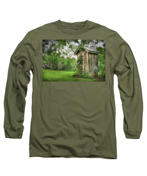 Fragrant Outhouse Long Sleeve T-Shirt