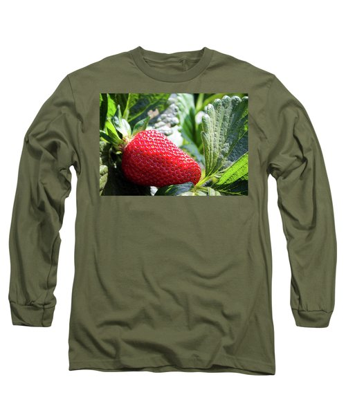 Fraise Long Sleeve T-Shirt