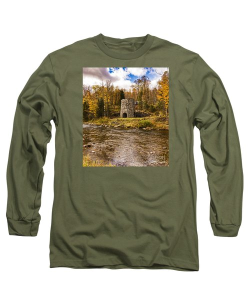 Franconia Fall Long Sleeve T-Shirt by Anthony Baatz