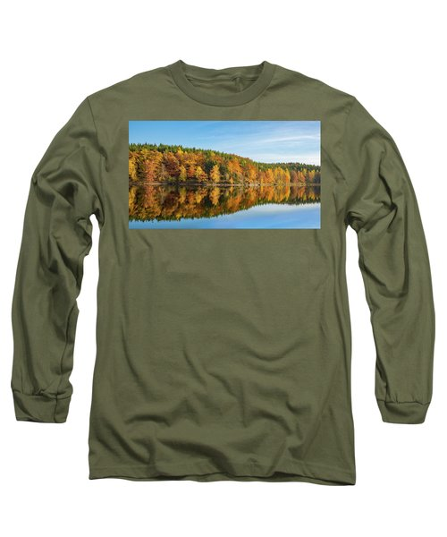 Frankenteich, Harz Long Sleeve T-Shirt by Andreas Levi