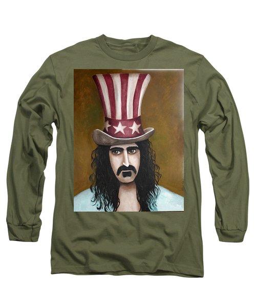 Franks Hat Long Sleeve T-Shirt