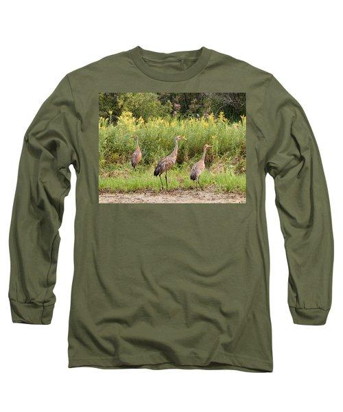 Fraser Niles And Martin Long Sleeve T-Shirt