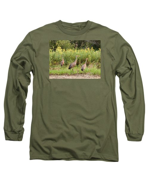 Fraser Niles And Martin Long Sleeve T-Shirt