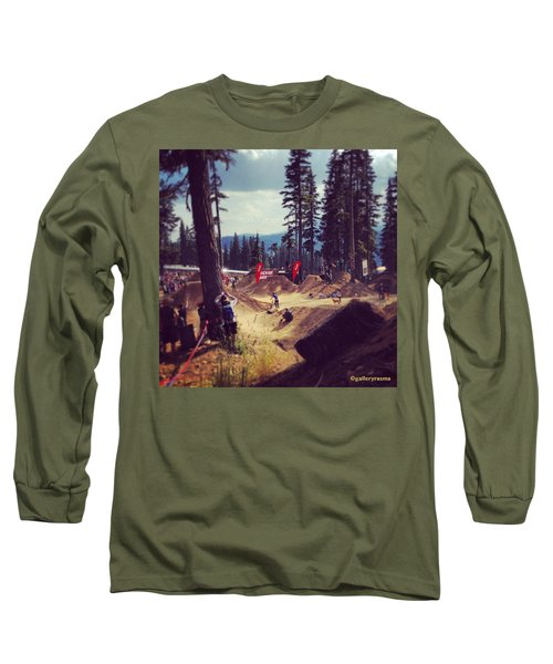 Freestyling Mtb Long Sleeve T-Shirt