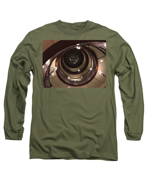 French Quarter Spiral Long Sleeve T-Shirt