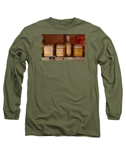 Long Sleeve T-Shirt featuring the photograph French Scent by Richard Patmore