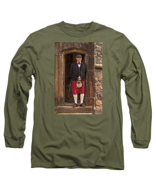 French Scotsman Long Sleeve T-Shirt