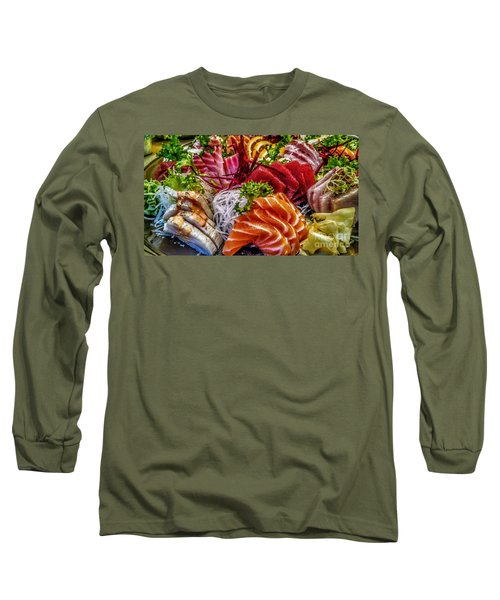 Fresh Fish Long Sleeve T-Shirt