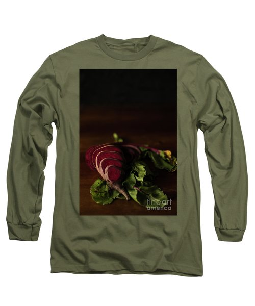 Fresh Garden Beet Long Sleeve T-Shirt