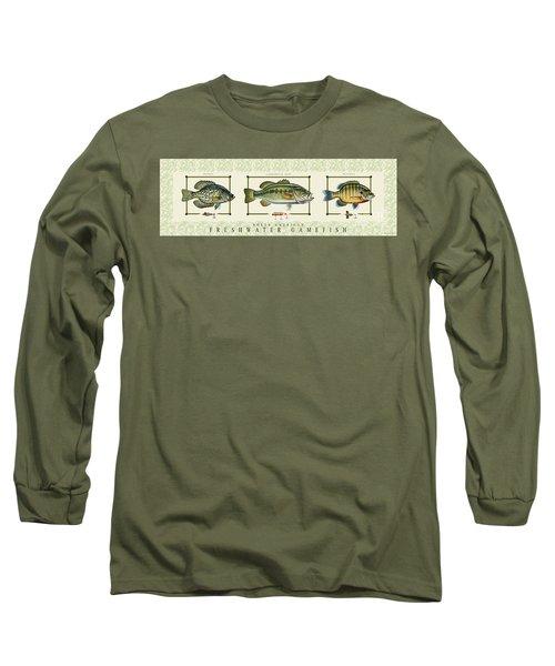 Freshwater Gamefish Long Sleeve T-Shirt