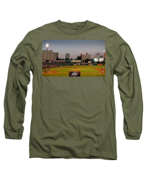 Fresno Grizzlies Long Sleeve T-Shirt