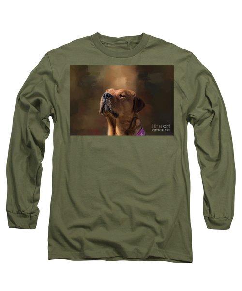 Frieda Long Sleeve T-Shirt by Eva Lechner