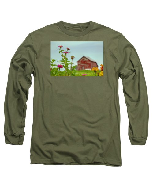 Friends Of Flowers Long Sleeve T-Shirt