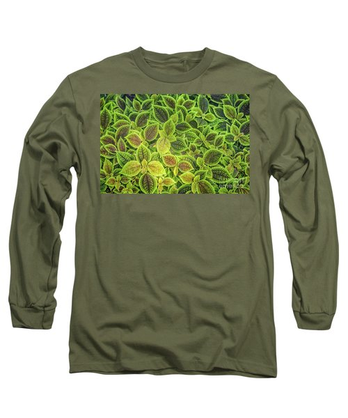 Friendship Plant Long Sleeve T-Shirt