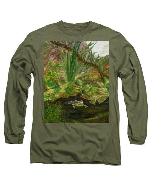 Frog Medicine Long Sleeve T-Shirt