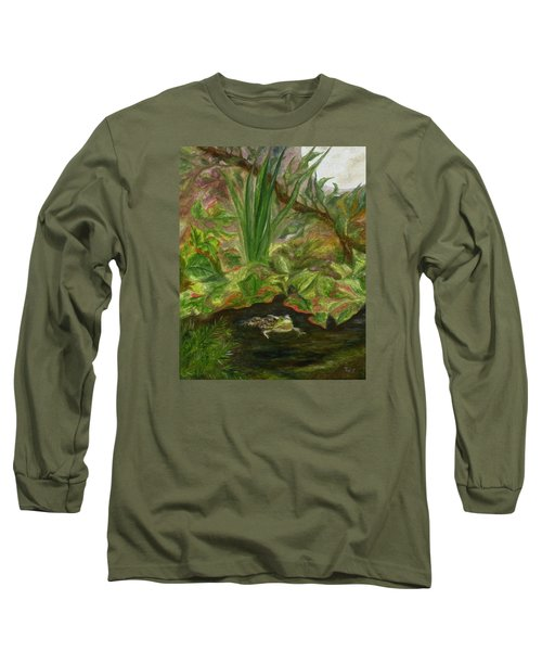 Frog Medicine Long Sleeve T-Shirt