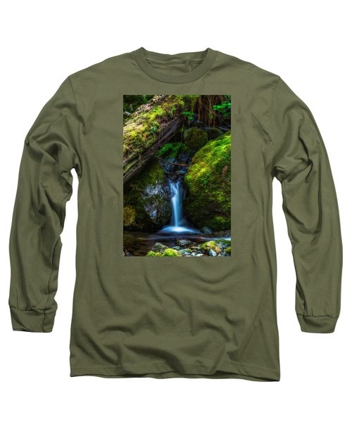 From Between Long Sleeve T-Shirt