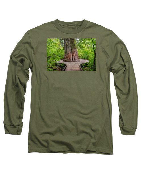 From Grove Of The Patriarchs 1 Long Sleeve T-Shirt
