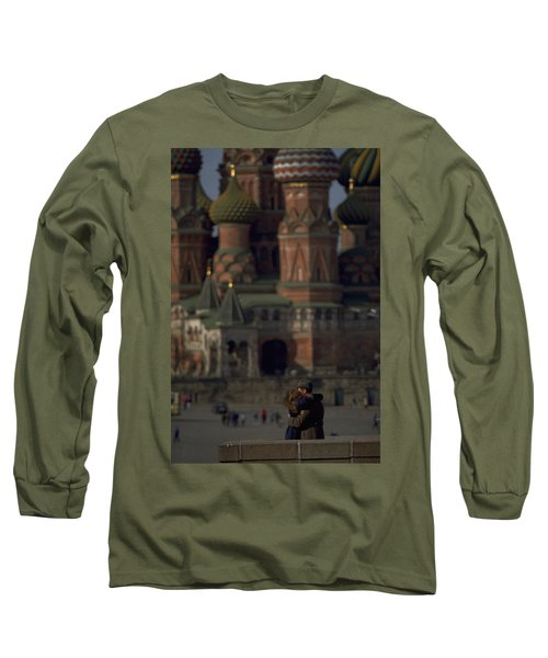 From Russia With Love Long Sleeve T-Shirt