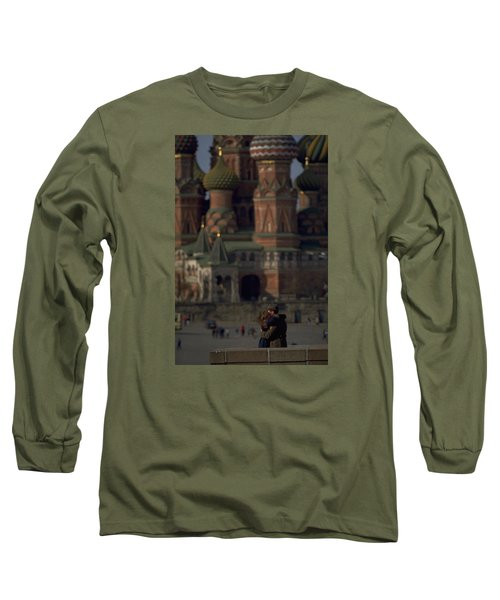 Long Sleeve T-Shirt featuring the photograph From Russia With Love by Travel Pics
