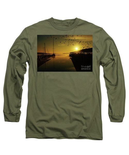 From Shadows Long Sleeve T-Shirt