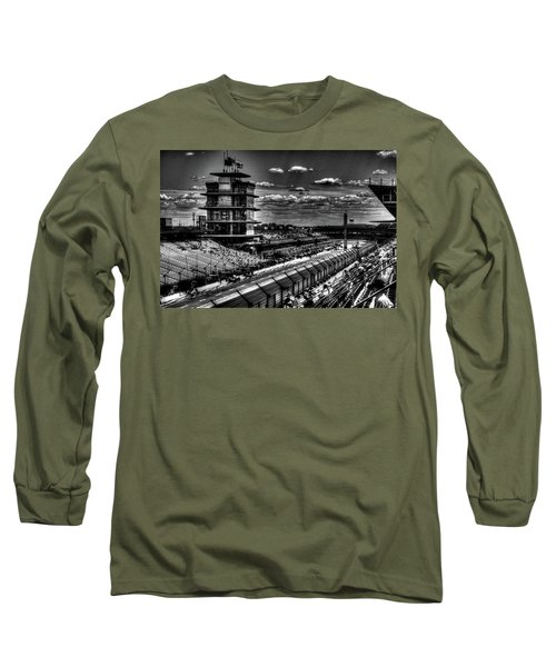 From The Hulman Suites  Long Sleeve T-Shirt by Josh Williams