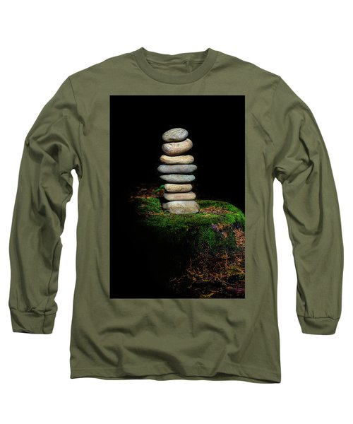 Long Sleeve T-Shirt featuring the photograph From The Shadows by Marco Oliveira
