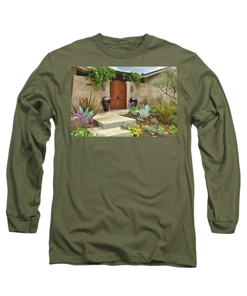 Front Entrance 2  Long Sleeve T-Shirt
