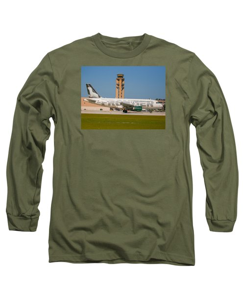 Frontier Airline Long Sleeve T-Shirt