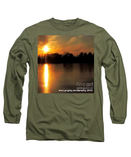 Frost Fire  Long Sleeve T-Shirt