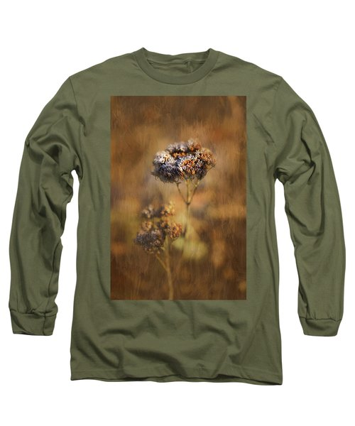 Frosted Bloom Long Sleeve T-Shirt