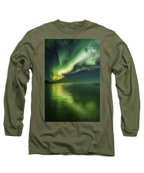 Frozen Reflection Long Sleeve T-Shirt