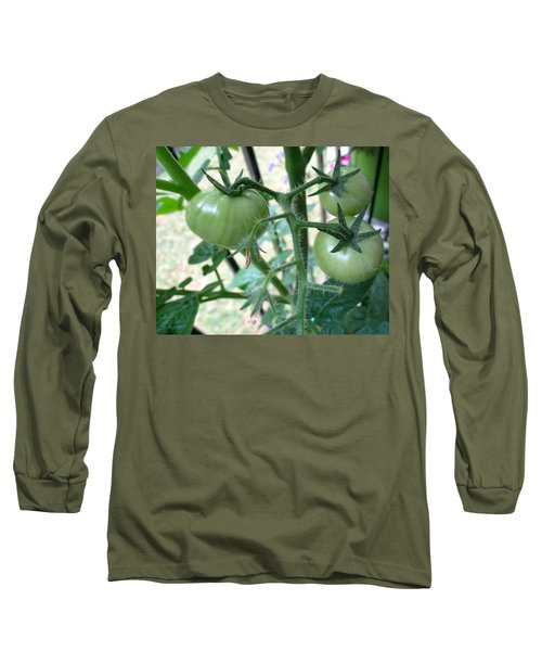 Fruit Or Veg Long Sleeve T-Shirt