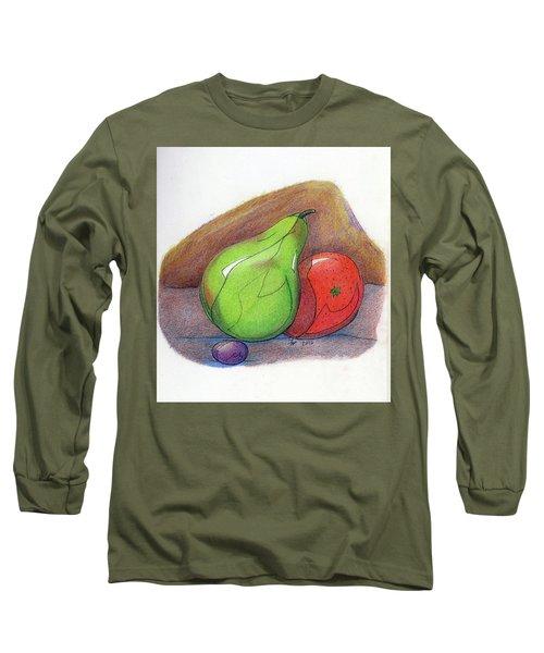 Fruit Still 34 Long Sleeve T-Shirt